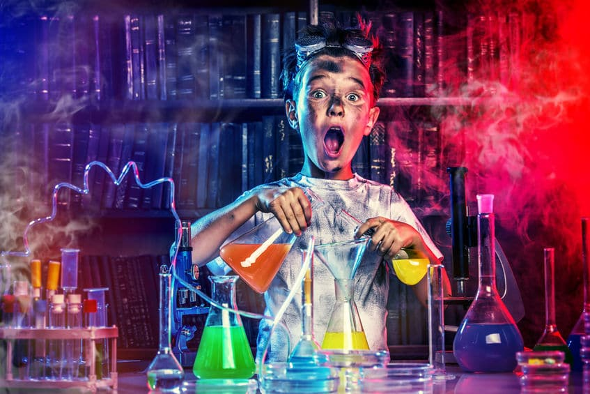 enfant science