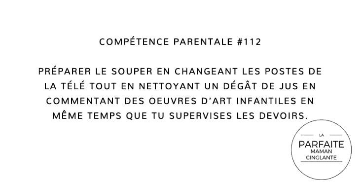 COMPETENCE 112 DEVOIRS