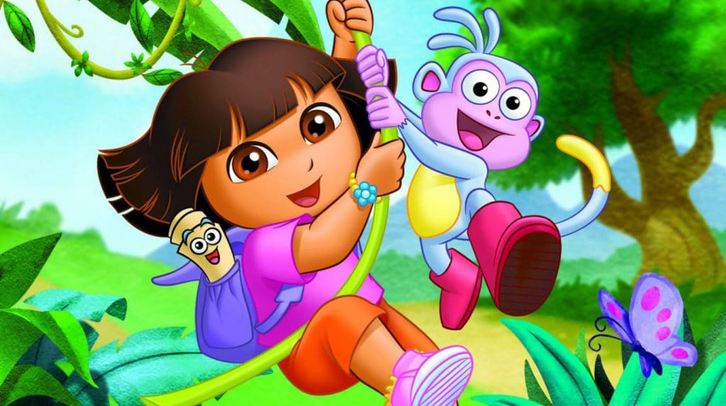 Dora et ses no-brain friends