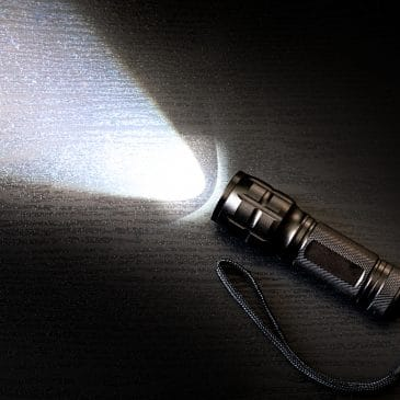 blackout flashlight