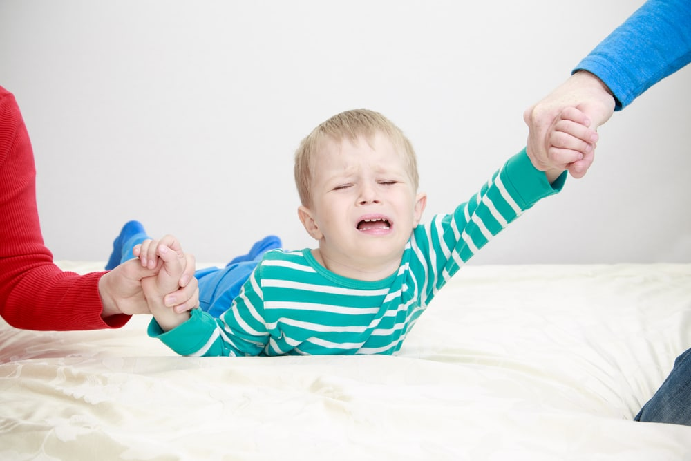 unhappy kid difficul parenting