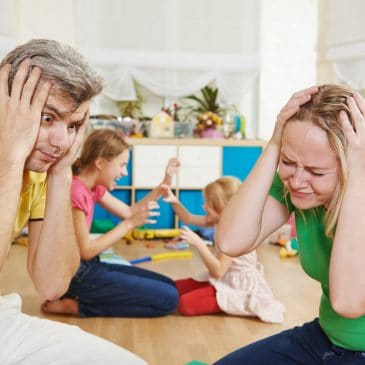 parenting difficulties