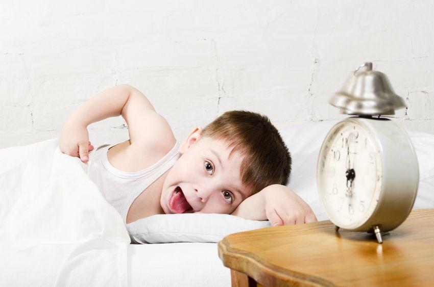 lève-tôt enfant