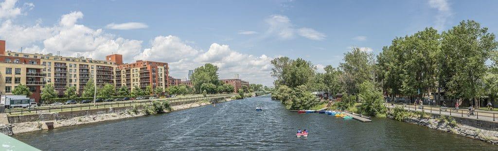 parc canal lachine