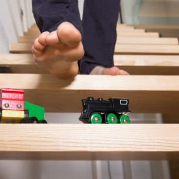 envahissement jouets