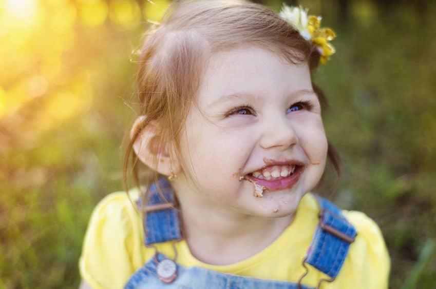 ma belle fille chocolat