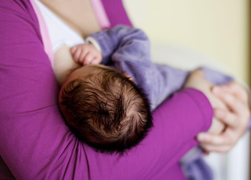 mère allaitement