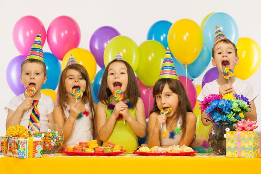 fête enfants