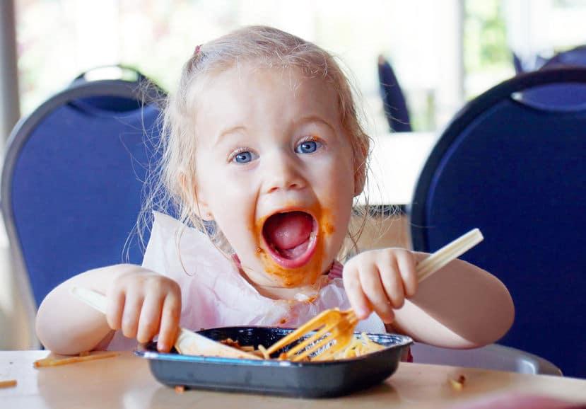 enfant restaurant