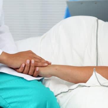 docteure femme enceinte