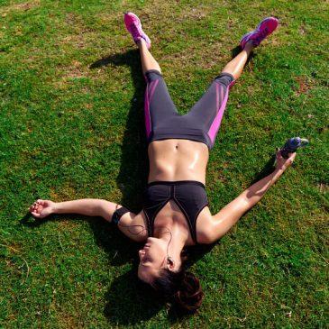 femme course fatigue