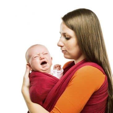 maman bébé portage