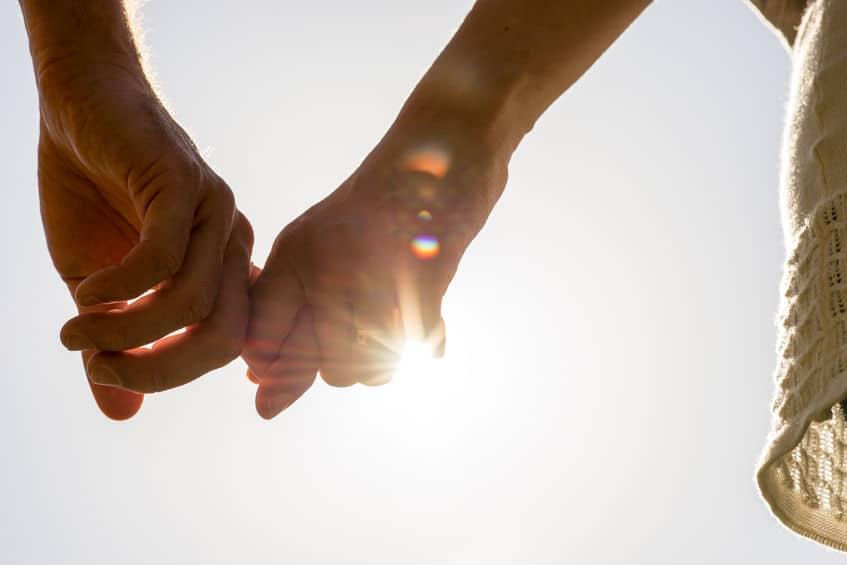 mains soleil