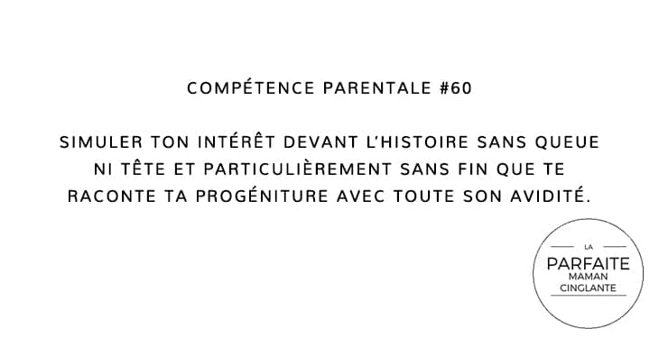 COMPETENCE PARENTALE 60