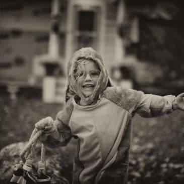 enfant déguisé halloween
