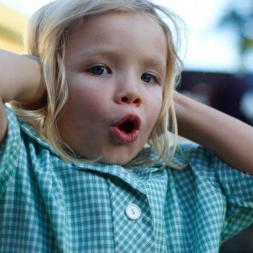 enfant oreilles bruit