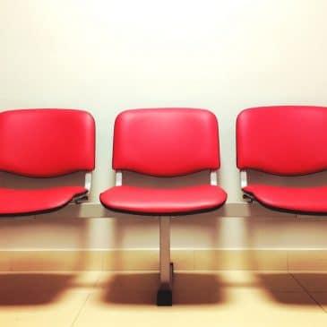 salle d'attente hopital