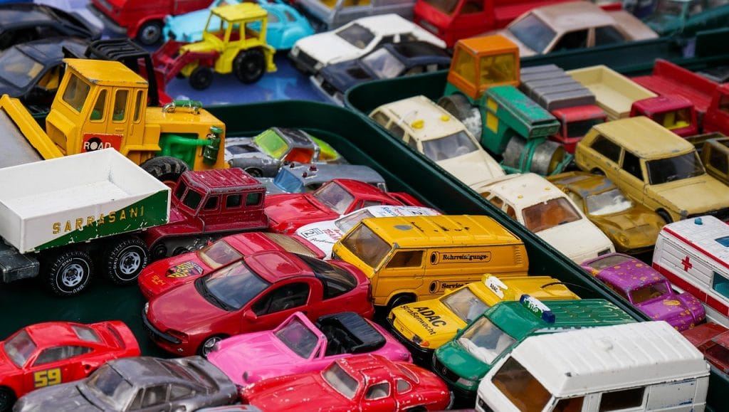 used toys cars