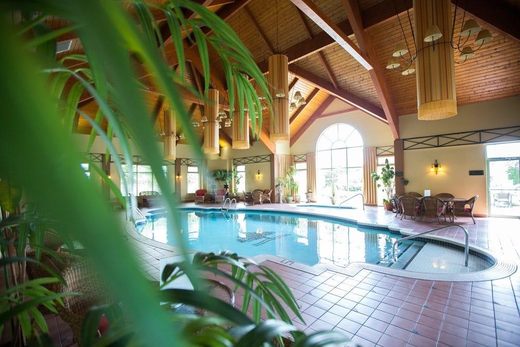AG piscine intérieure