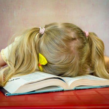 kid book bored