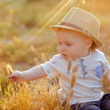 little boy sun
