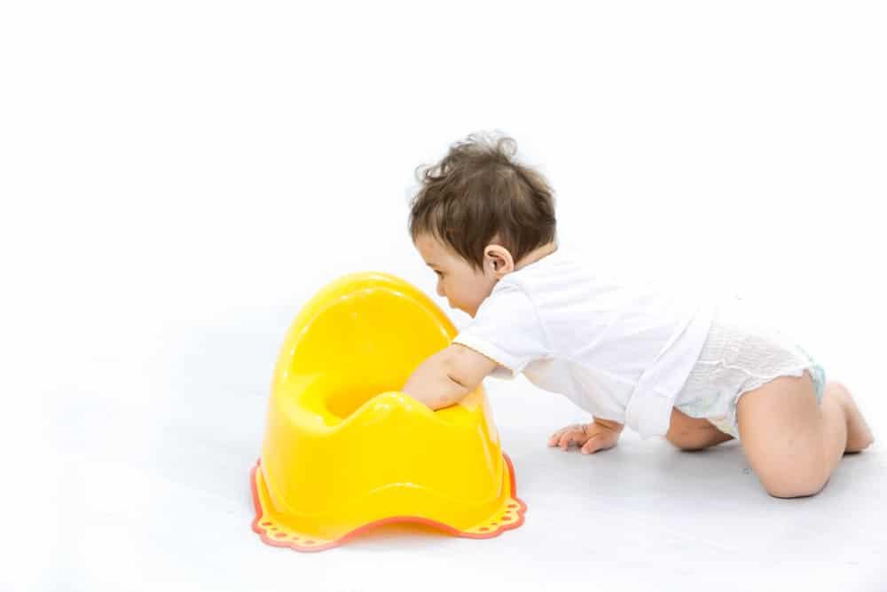 baby training potty