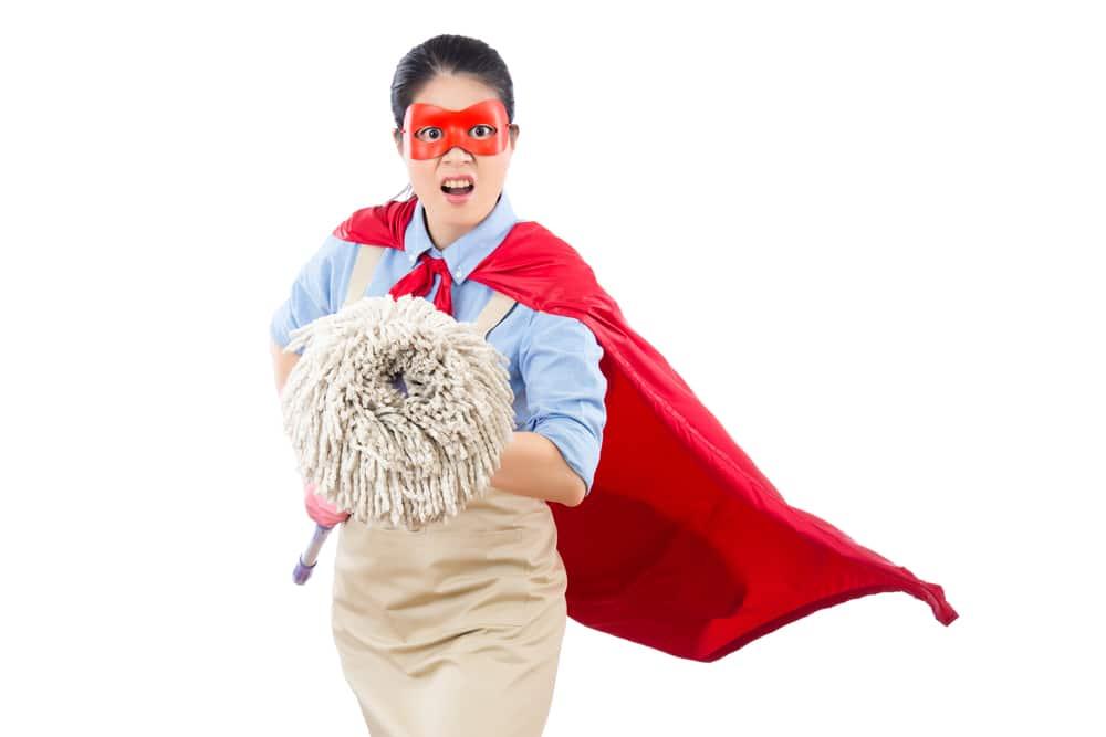 housewife superwoman
