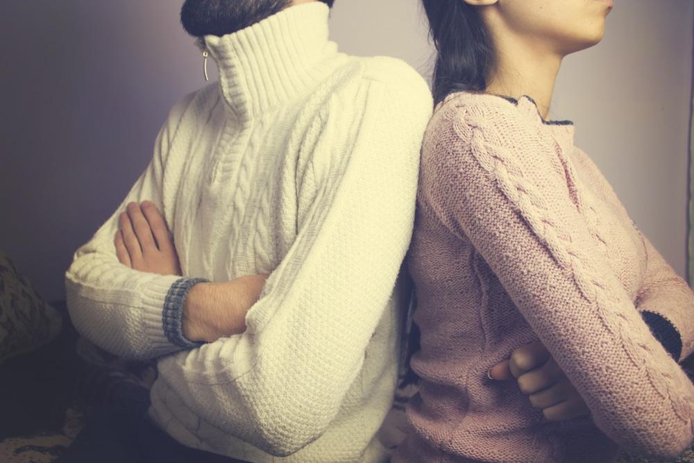 couple breakup