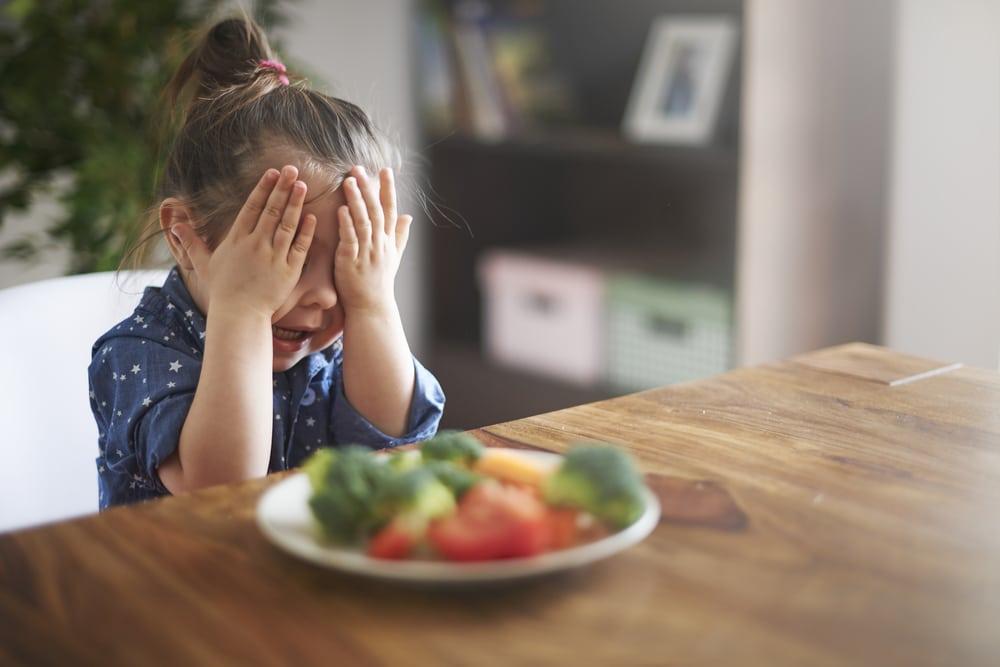 kid hate vegetables