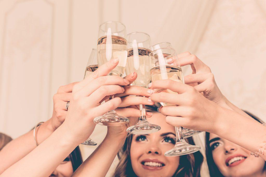 cheers women friends