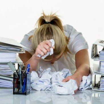 burnout concept