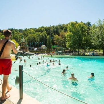 sommet saint-sauveur piscine