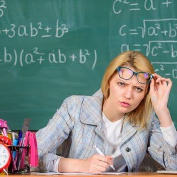 doubtful teacher