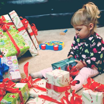 kid with a lot of gifts