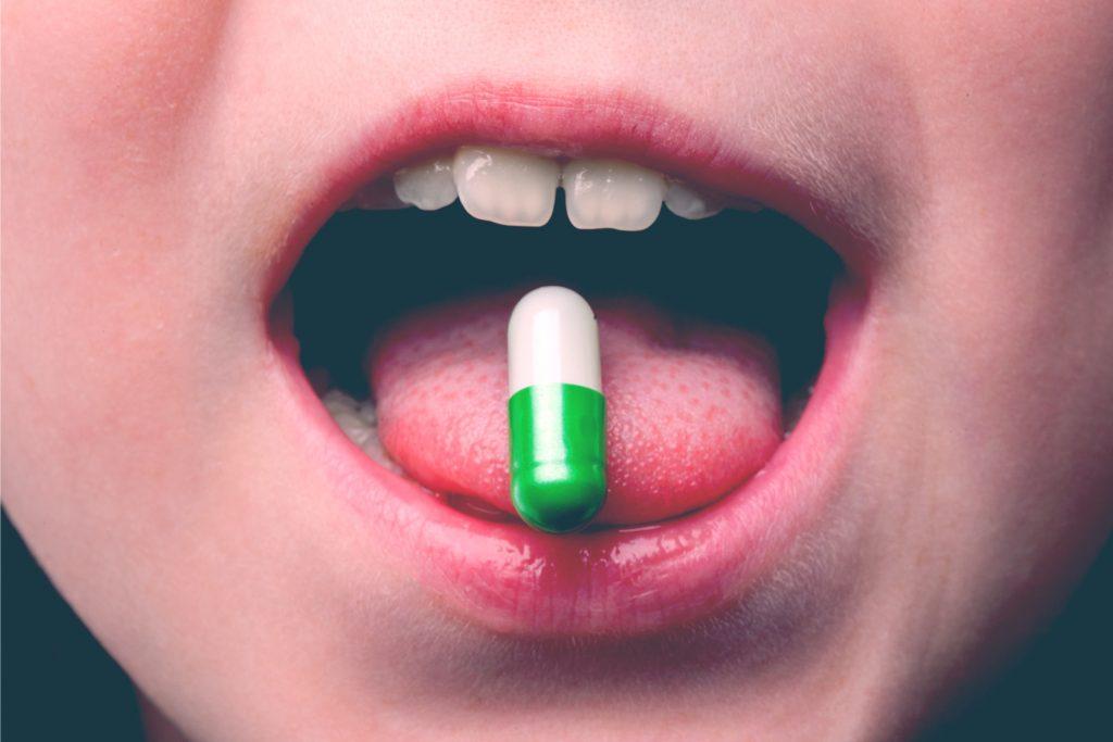 kid medication