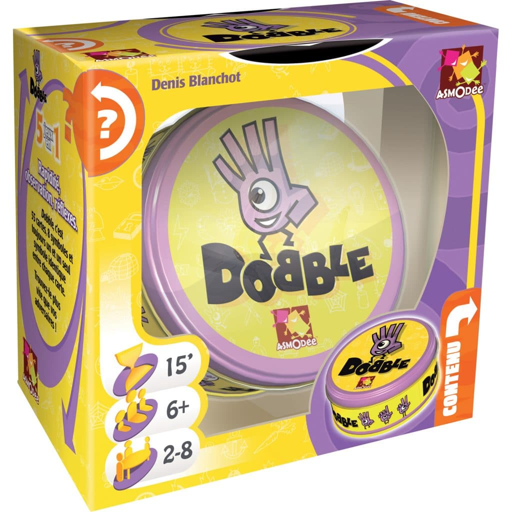 Dobble-3D