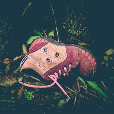 lost baby boot