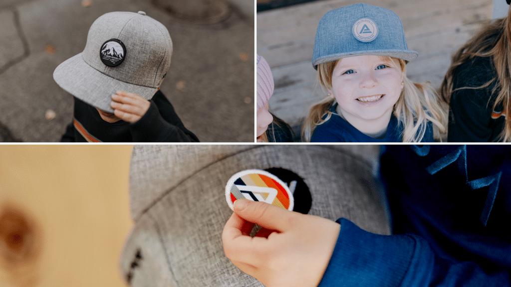 AWSM kids casquette auckland