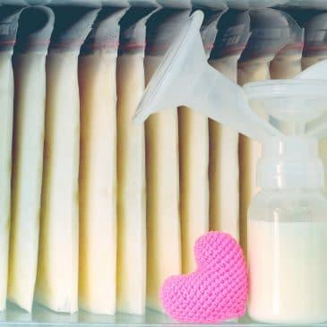 breastfeed milk
