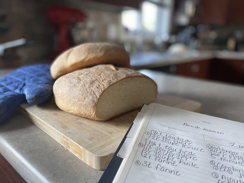 pain de ma mère