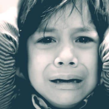 kid tantrum