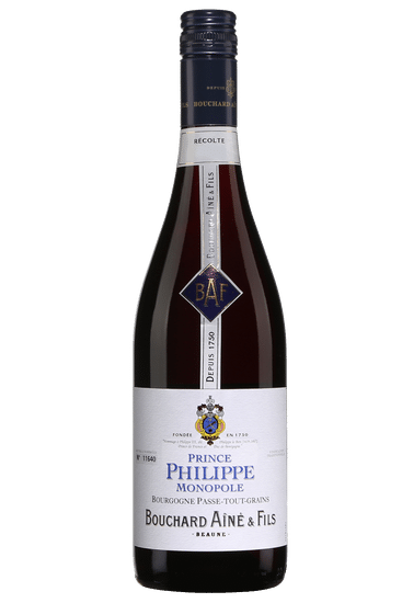 prince philippe bourgogne passe-tout-grains