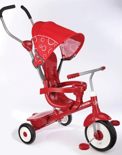 tricycle-poussette