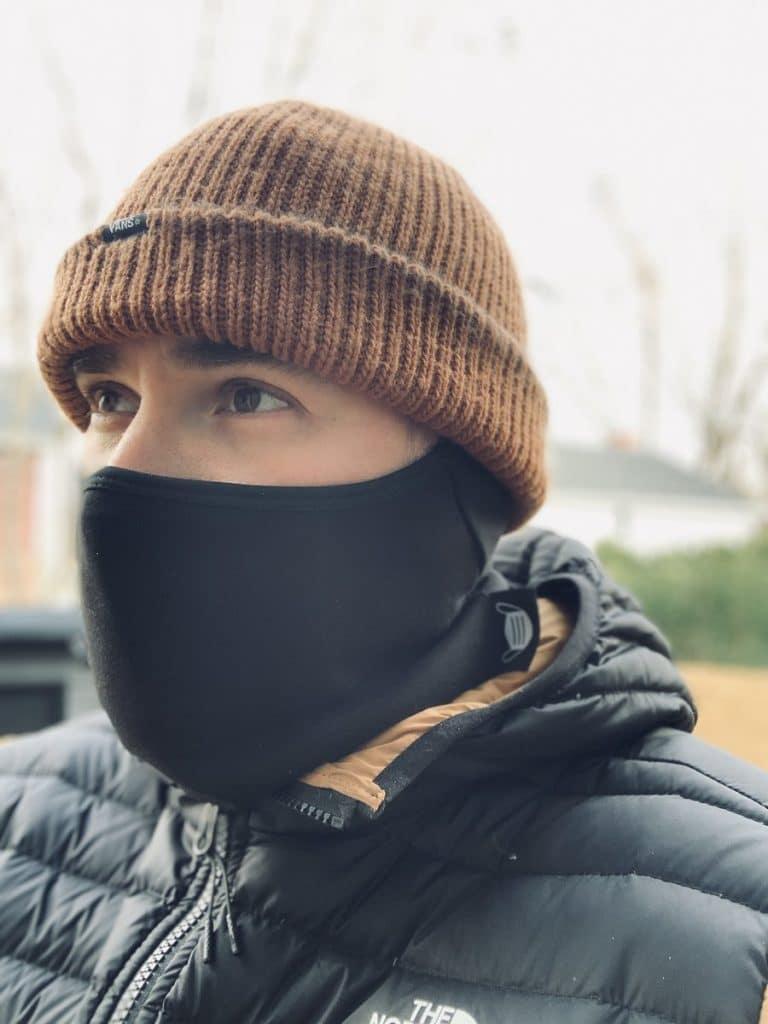 cache-cou masque