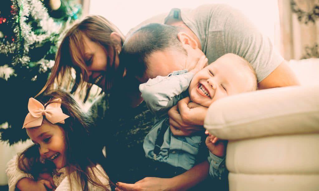 happy family xmas