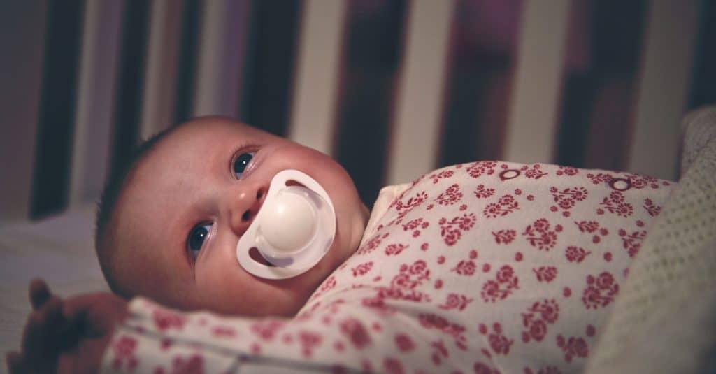 newborn awake night